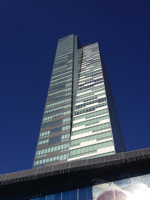 Trump Towers, Istanbul, Dez 2012